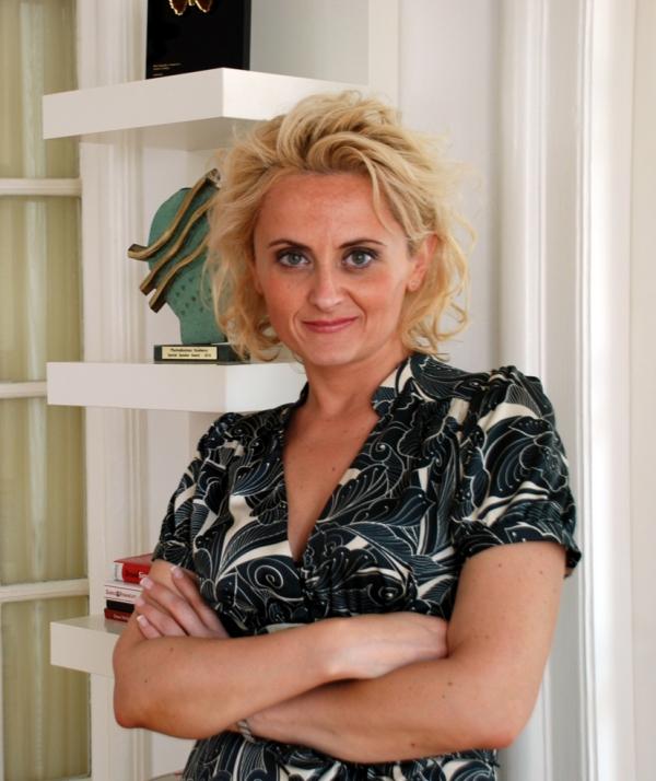 Ana-Maria Bogdan - Managing Director, Grapefruit