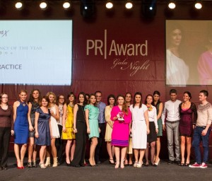 The Practice - Romanian PR Award's Agency of the Year 2012