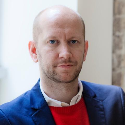 Chris Moody - President Design Jury, Eurobest 2012