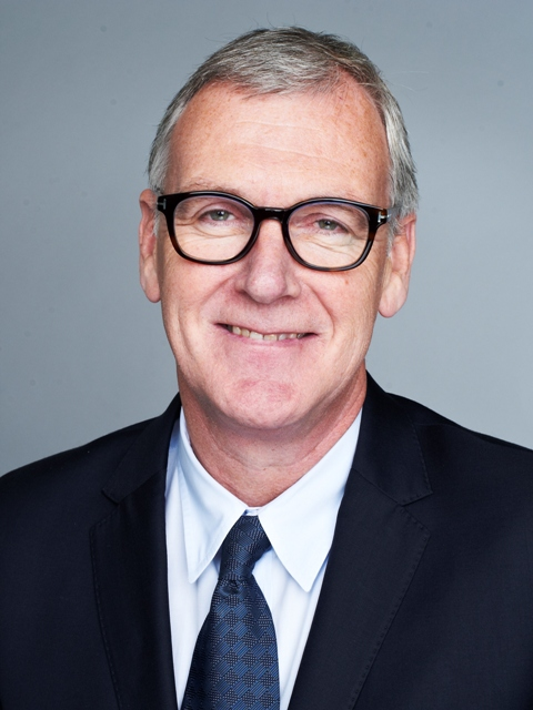 Nigel Sharrocks - President Media Jury, Eurobest 2012