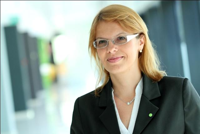 Alina Mirea - Audit Partner Deloitte Romania