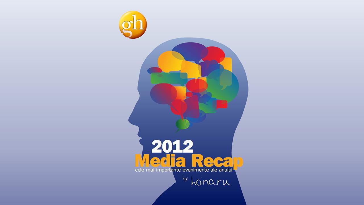 2012 Media Recap