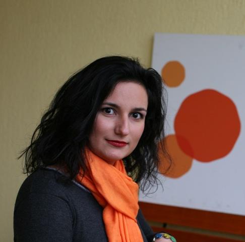 Anamaria Neagu, performance manager pastel