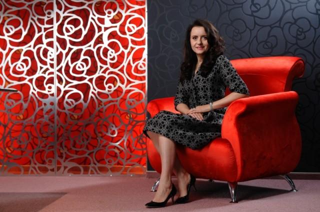 Veronica Savanciuc - President and CEO Lowe Group Romania
