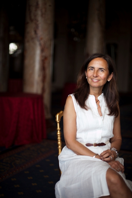 Maria Luisa Francoli - Photo, Dean Dorat