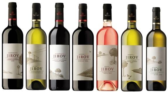 Jirov wines