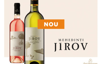 Havas Worldwide ADDV Bucharest made the design and brand strategy for Jirov wines