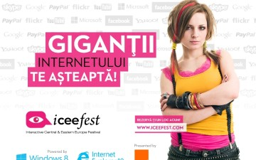 "ICEEfest ""200 Seconds of Fame"" – a chance for start-ups to present their business close to big names of digital world"