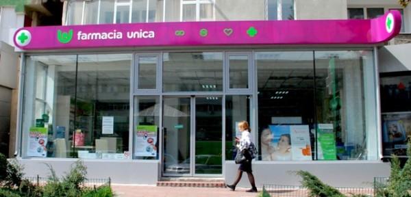 Farmacia Unica exterior