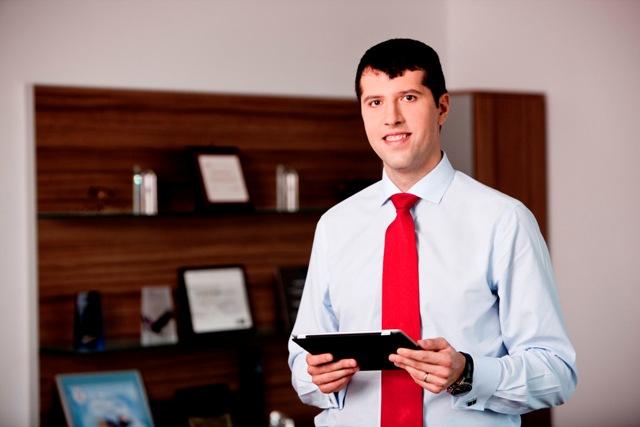 Bogdan Padiu - CEO TeamNet