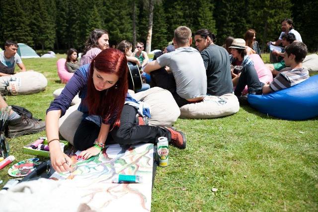 Cortul de Chill Aliat_Padina Fest (3)