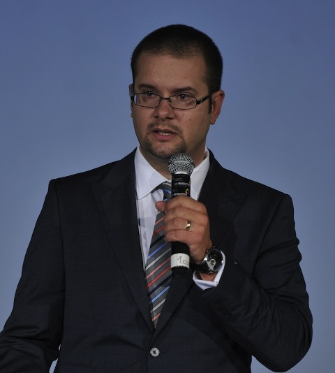 Alexandru Giboi, General Manager Agerpres - Romanian state news agency