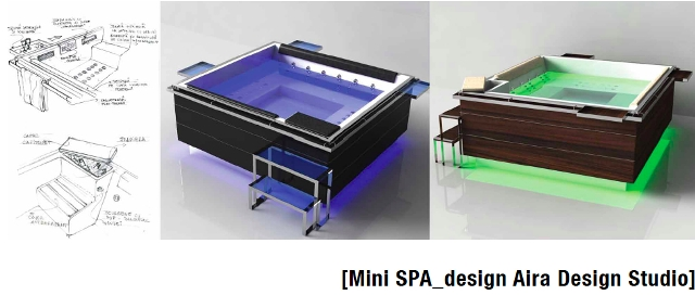 Aira Design Studio_Mini Spa