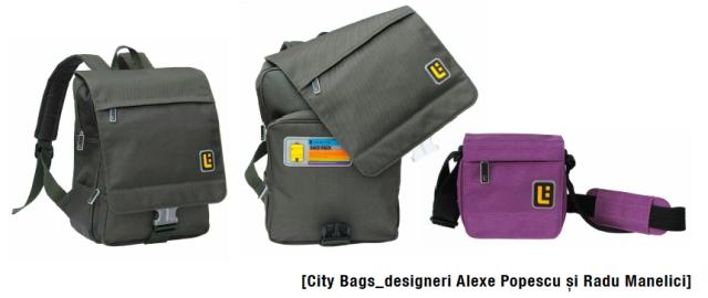 Alexe Popescu si Radu Manelici_City Bags