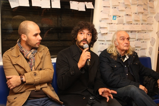 Deliric, Adi Despot si Emil Brumaru