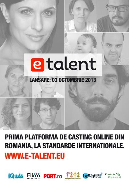 E-Talent vizual