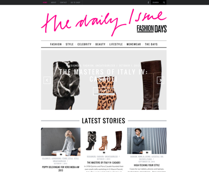 Fashion Days_Screen Shot_ The Daily Issue_local