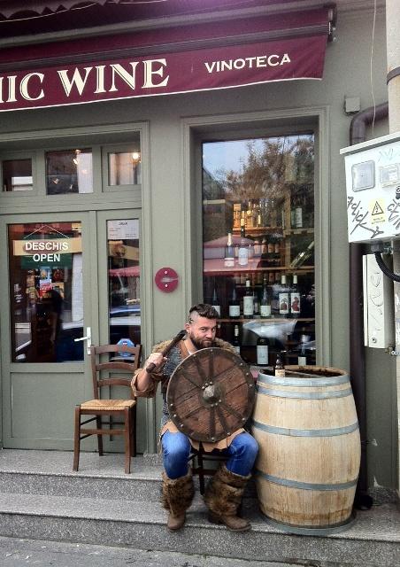 HISTORY - Cosmin Tudoran - Viking pentru o zi (4)
