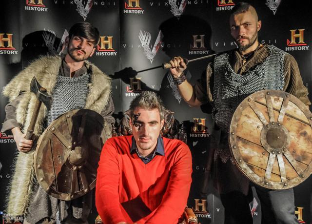 HISTORY - Ernest si vikingii