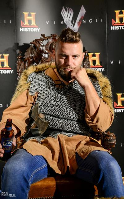 HISTORY - Vikingii - Cosmin Tudoran