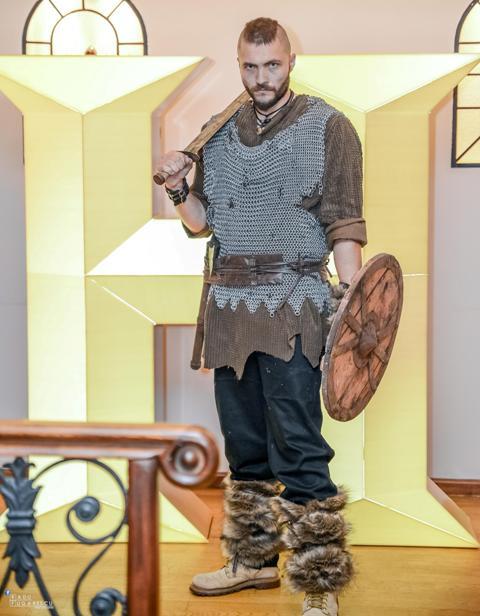 HISTORY - Vikingii in Romania