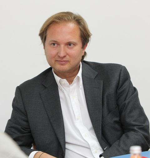 Loris Nold - Executive Vice President, Emerging Markets, Publicis Worldwide