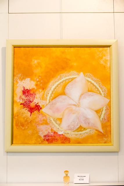 Maria Dermengiu inspired by Rare Gold