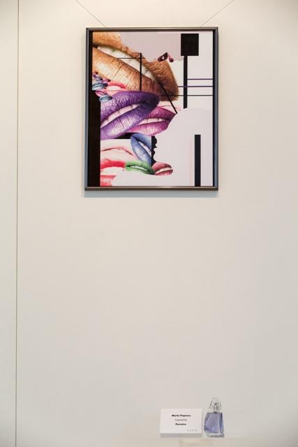 Marta Popescu inspired by Perceive