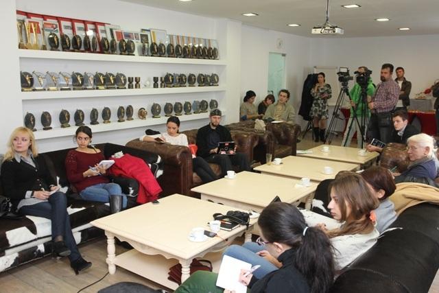 Publicis Romania press conference 2