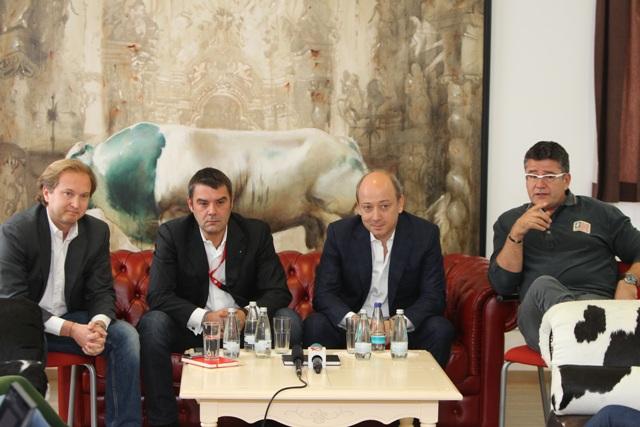 Publicis Romania press conference