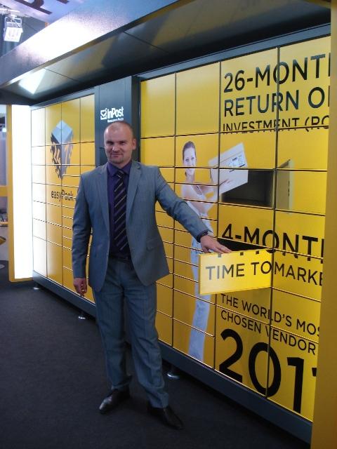 Rafał Brzoska, CEO Integer.pl Group
