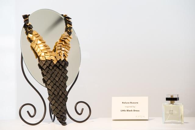 Raluca Buzura inspired by Little Black Dress