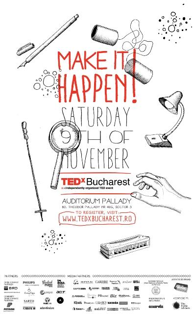 TEDxBucharest 2013(1)