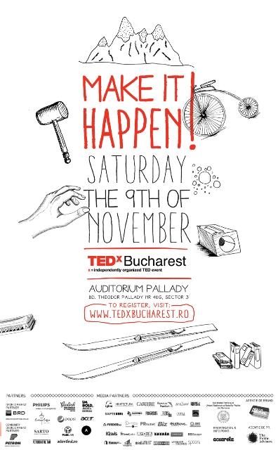 TEDxBucharest 2013(2)