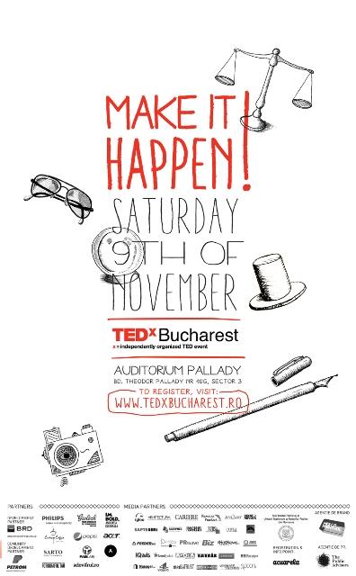 TEDxBucharest 2013(3)
