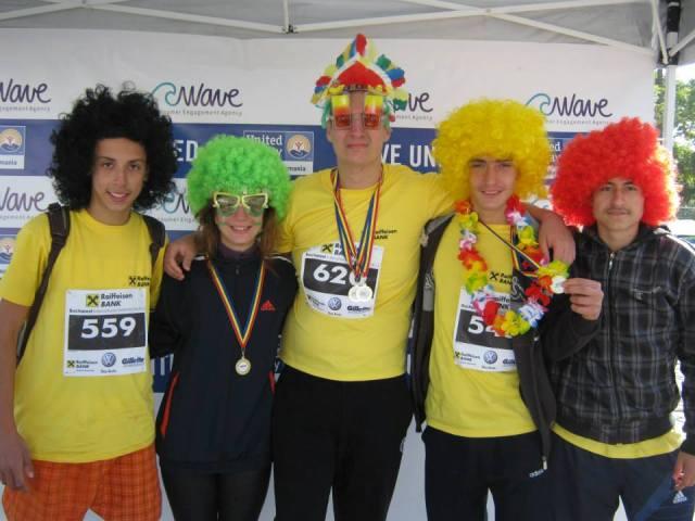 United Way - Wave Marathon 2