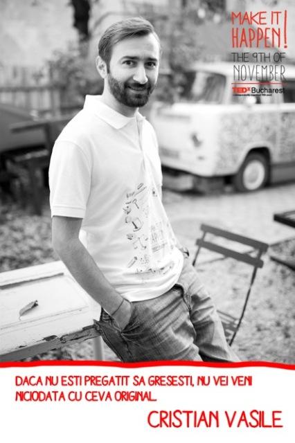 Cristian Vasile - Bucuresti Optimist