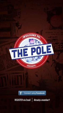 Homepage The Pole