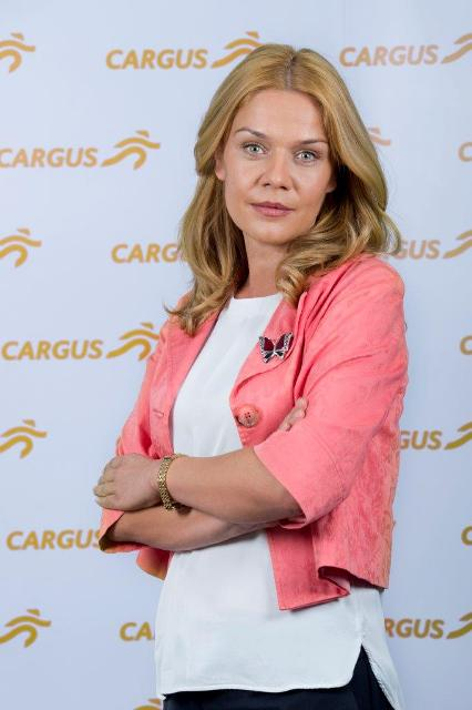 Nadia Homoc, Commercial Director Cargus