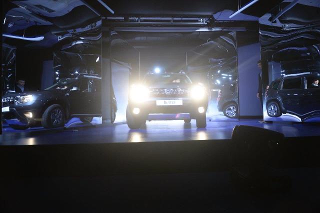 Noua Dacia Duster, la introducerea pe piata din Romania