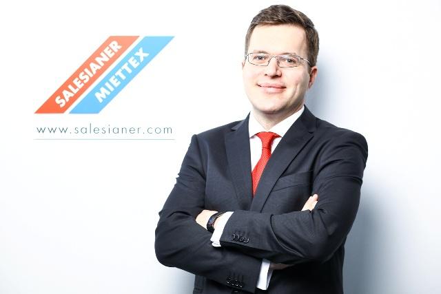 Victor Ioane, Managing Director CEE, Salesianer Miettex