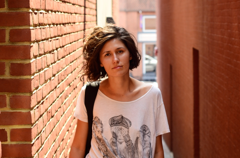 Alexandra Mitoi - copywriter JAZZ