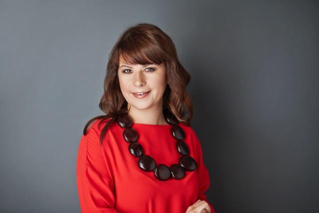 Ioana Manoiu - managing partner GMP PR Romania