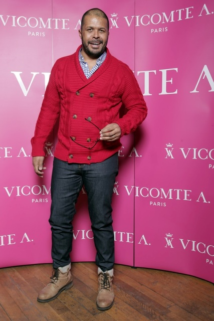 Cabral Ibacka, outfit Vicomte A.- Source: GolinHarris Bucharest