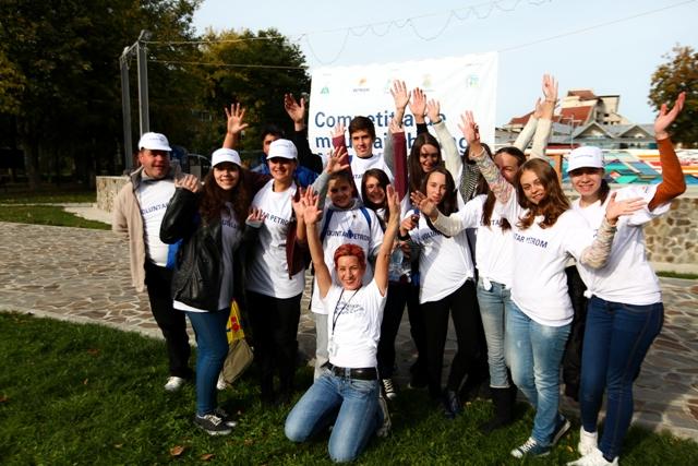 Campionat de voluntariat Petrom 2013