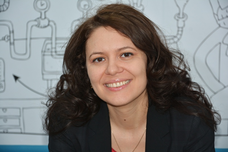 Cristina Butunoi, PR Director GMP Group Romania - Source: GMP PR