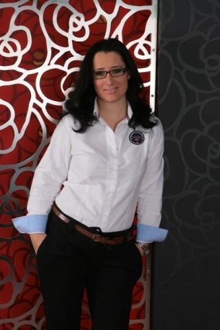 Hortensia Nastase - Managing Partner GolinHarris Bucharest. Source: GolinHarris