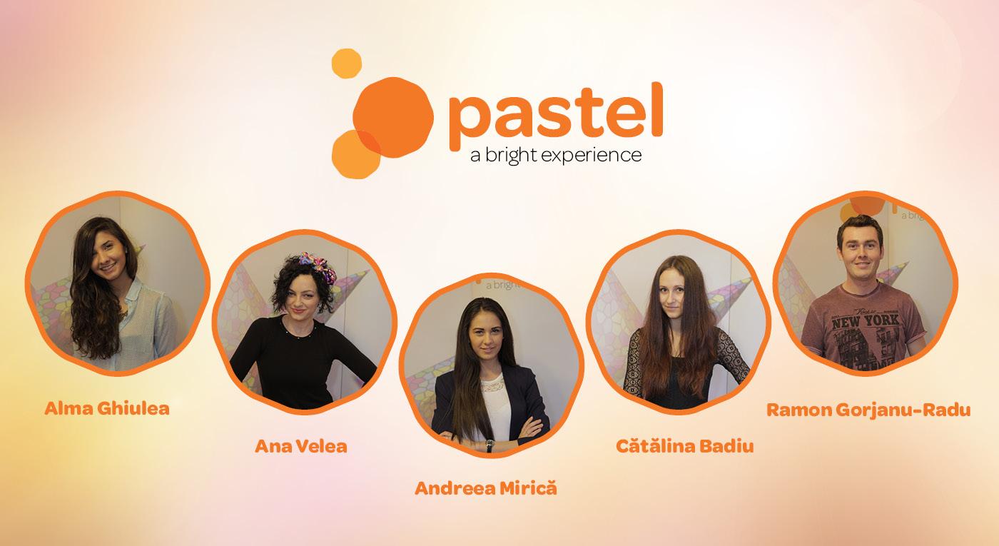 New members in paste's team ; Source: pastel