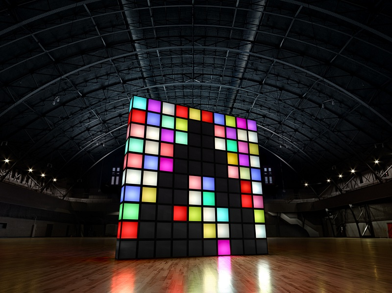 Adobe Cube Multicolor. Source: Goodby Silverstein & Partners' BETA Group