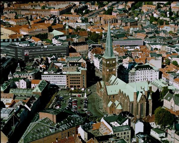 Arhus City Center. Source: Internet Week Denmark